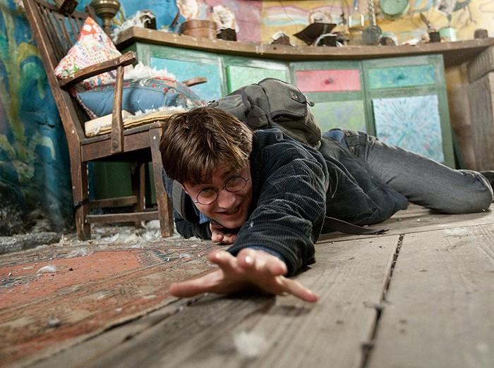 Harry Potter a Dary smrti – 1. (2010)