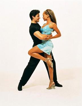 vášnivý tanečníci sex