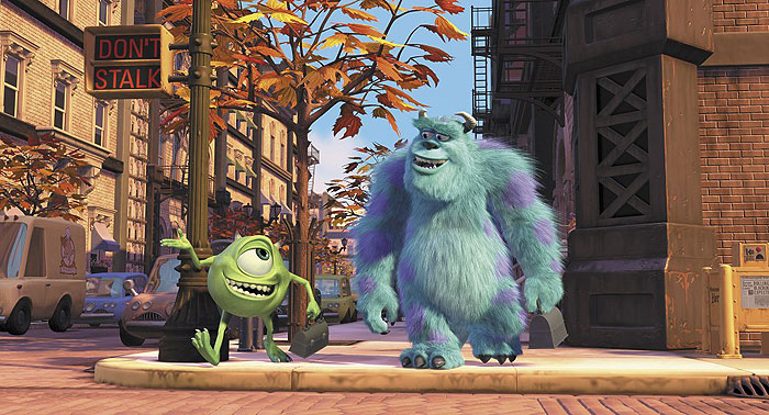 Monsters, a.s. (2001)