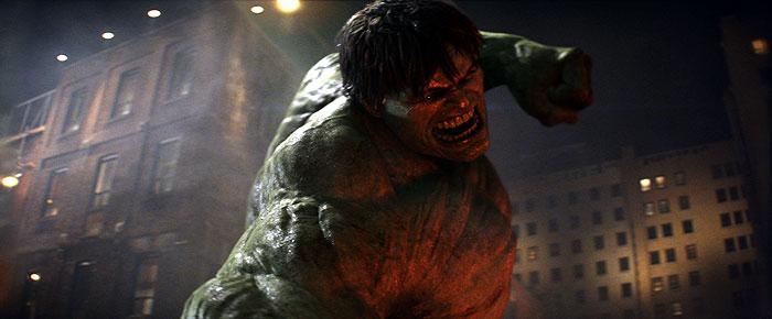 Neuveriteľný Hulk (2008)