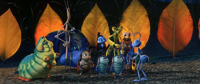 Život chrobáka (1998)
