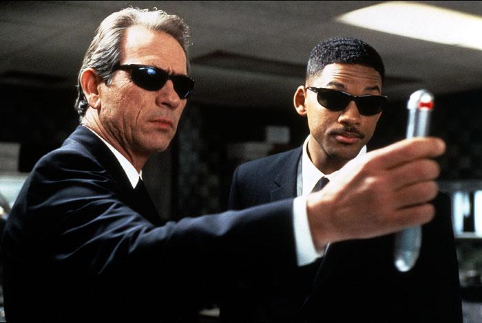 Muži v čiernom (1997)