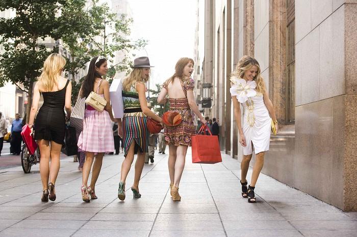 Sex v meste (2008)