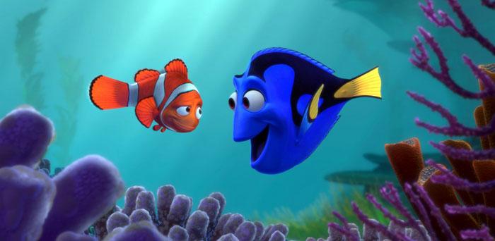 Hľadá sa Nemo (2003)
