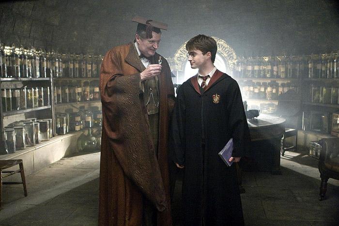 Harry Potter a Polovičný princ (2009)
