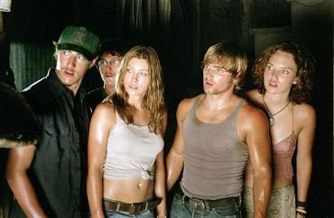 Texaský masaker motorovou pílou (2003)