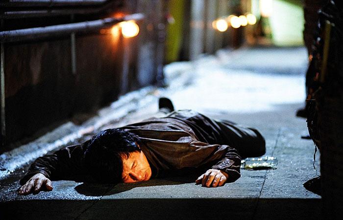 Pomsta Jackieho Chana (2004)