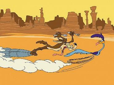 Dodo a kojot