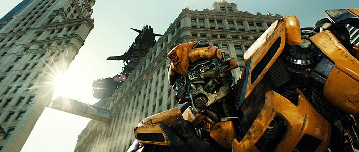 Transformers 3: Temná strana Mesiaca (2011)