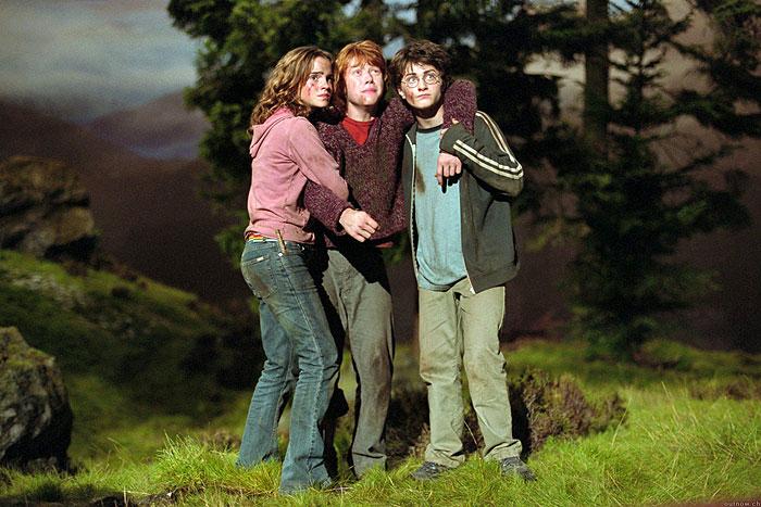 Harry Potter a väzeň z Azkabanu (2004)