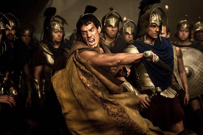 Vojna bohov (2011)
