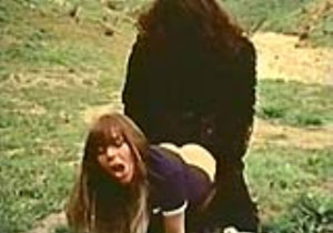 bigfoot with a girl naked
