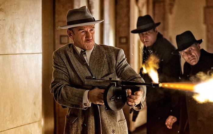 Lovci gangstrov (2013)