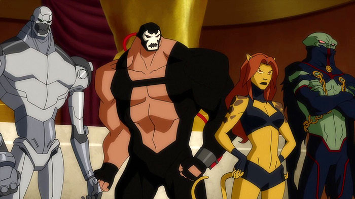 Justice League: The Flashpoint Paradox (Video 2013)