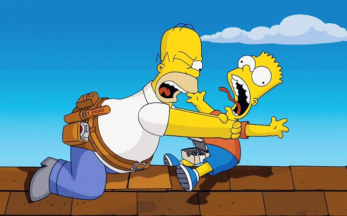 Simpsonovci vo filme (2007)