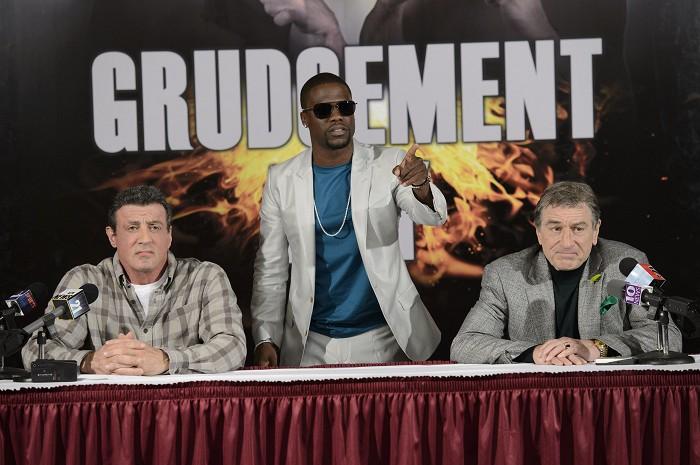 Späť do ringu (2013)