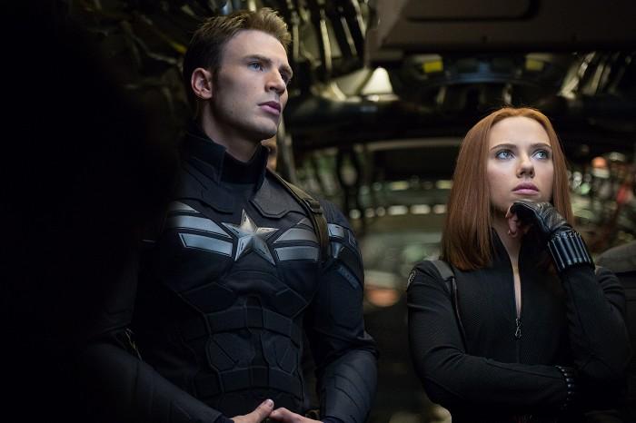Captain America: Zimný vojak (2014)