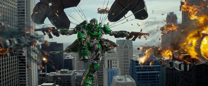Transformers 4: Zánik (2014)