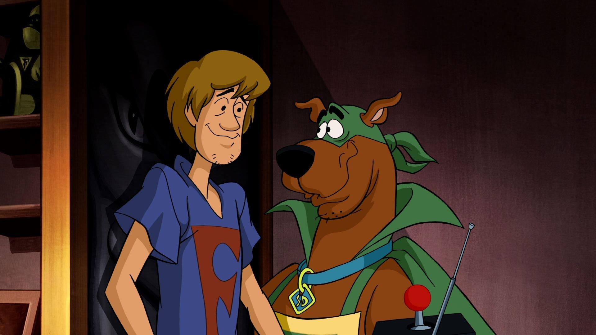 Scooby doo spiele