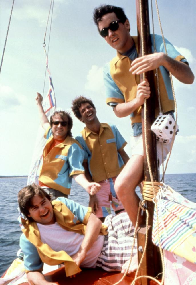 One crazy summer movie review