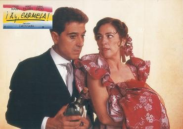 Alejandro Massó ¡Ay Carmela!