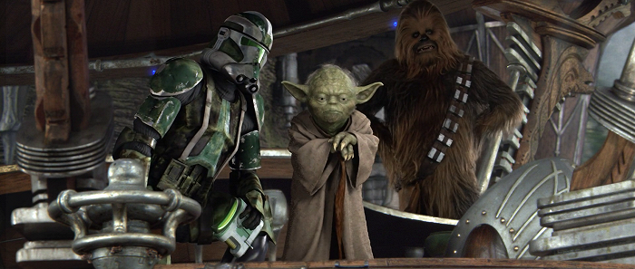 Star Wars: Epizóda III – Pomsta Sithov (2005)