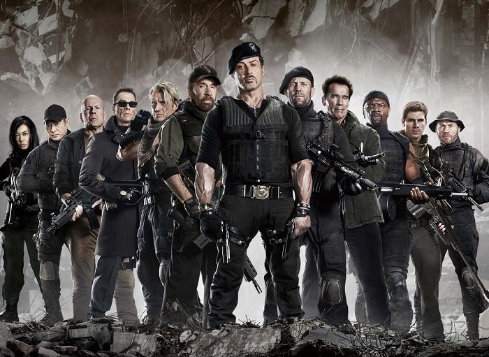 Expendables: Nezničiteľní 2 (2012)