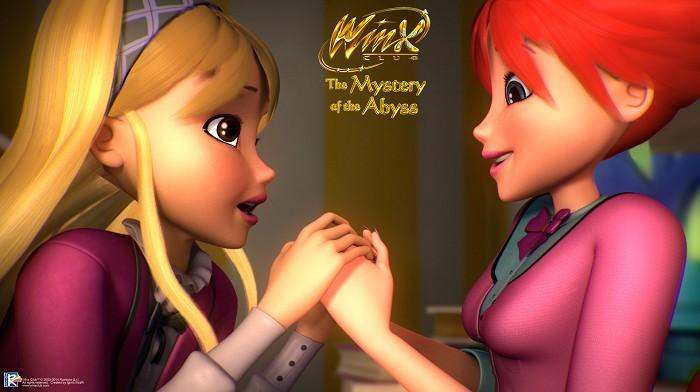 Winx club - V tajemných hlubinách