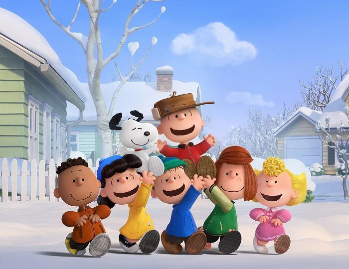Snoopy a Charlie Brown. Peanuts vo filme (2015)