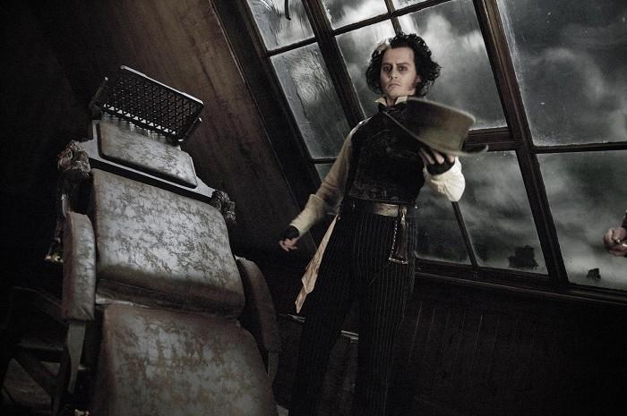 Sweeney Todd: Diabolský holič z Fleet Street (2007)