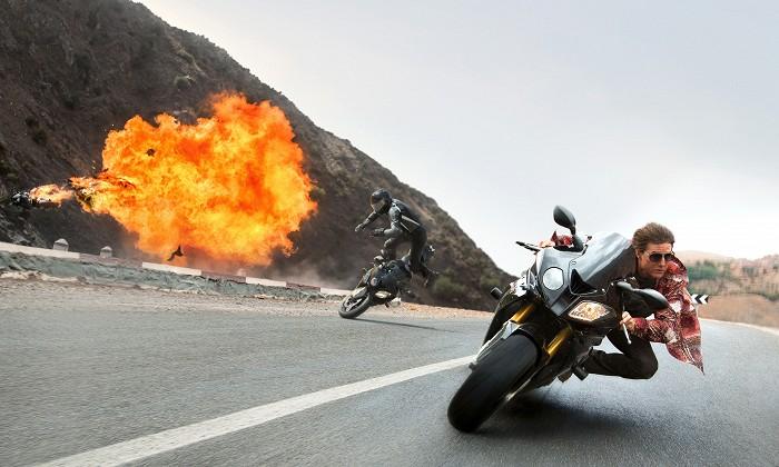 Mission Impossible: Národ grázlov (2015)
