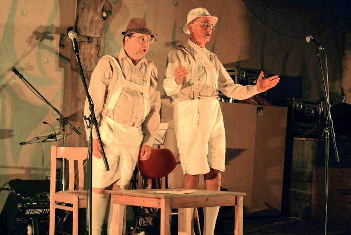 Tajemství Divadla Sklep aneb Manuál na záchranu světa