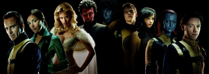 X-Men: Prvá trieda (2011)
