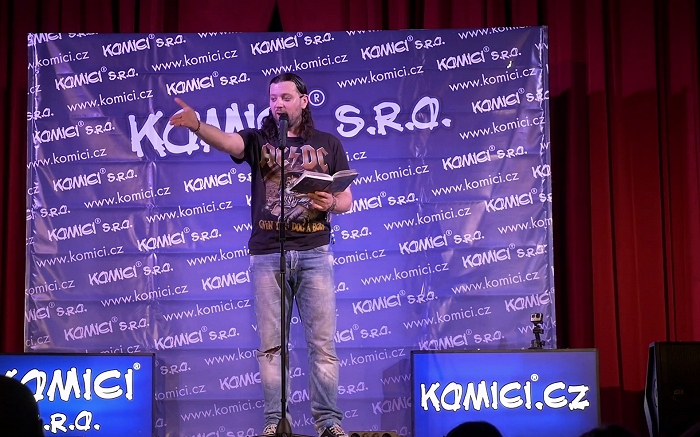 Komici s.r.o.The Tour