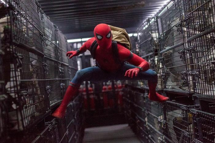 Spider-Man: Návrat domov (2017)
