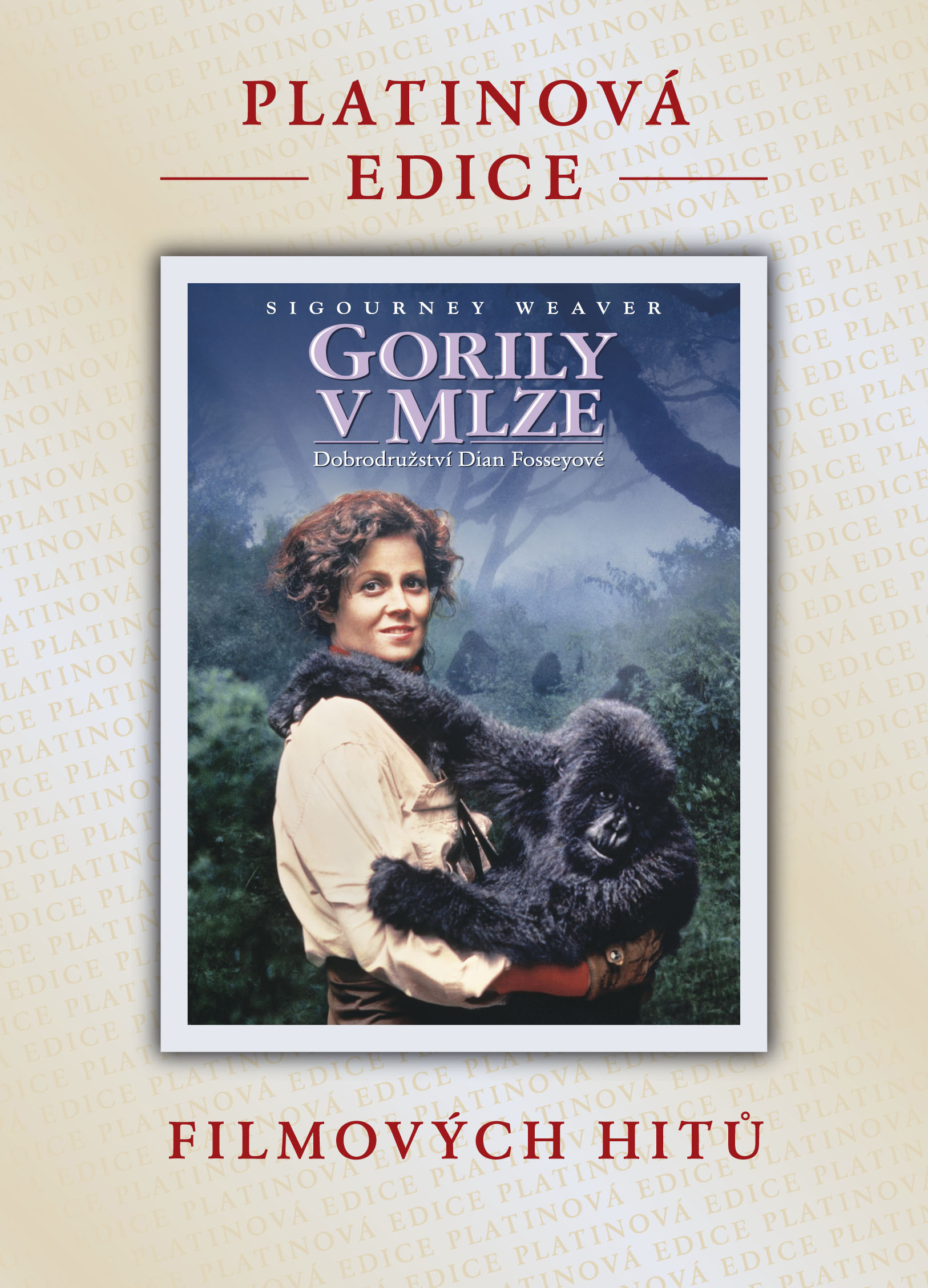 Spustit online film zdarma Gorily v mlze