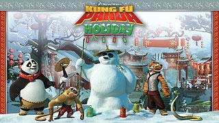 Spustit online film zdarma Kung Fu Panda slaví svátky