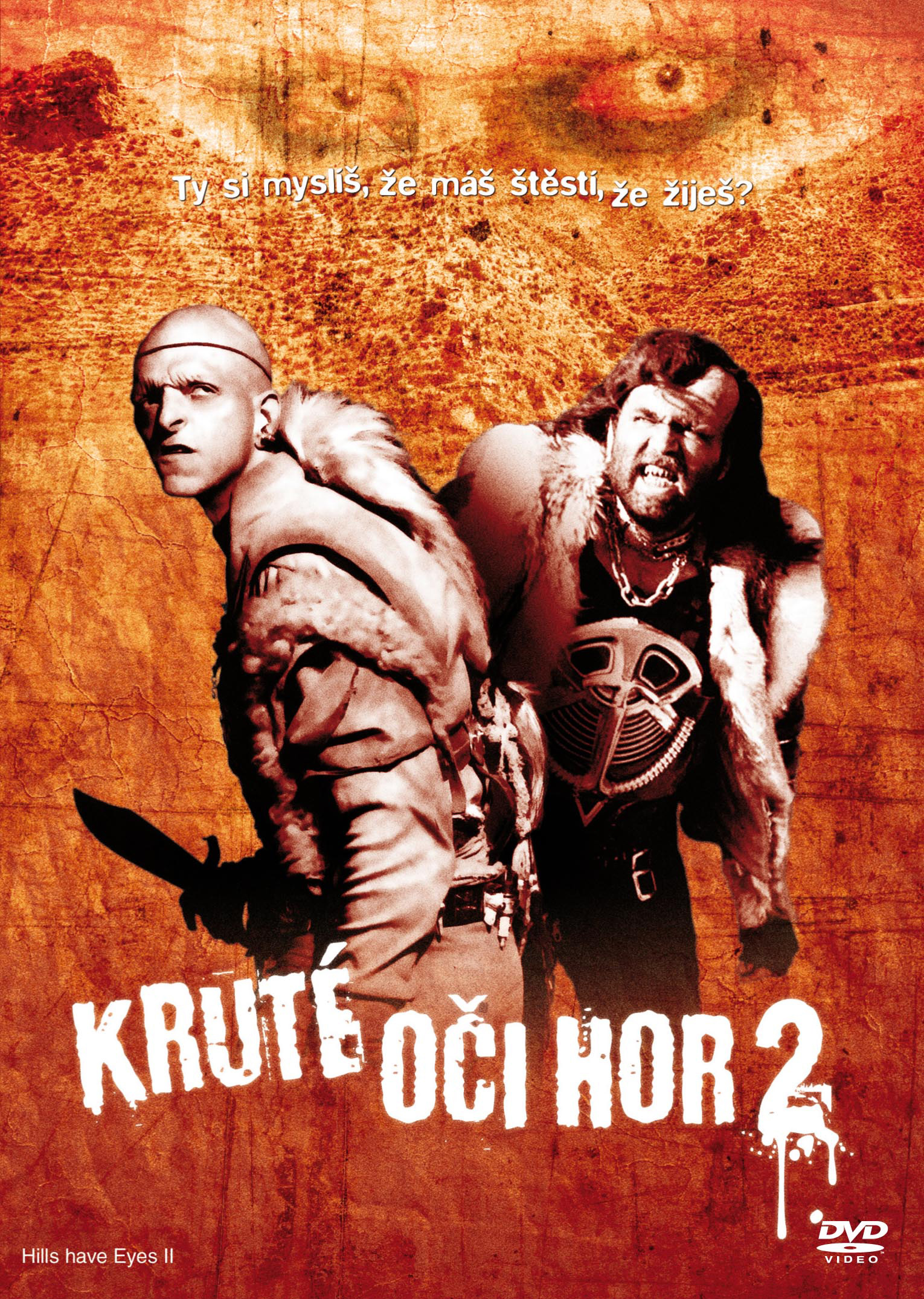 Film Kruté oči hor 2 online zdarma