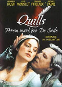 Spustit online film zdarma Quills - Perem markýze de Sade