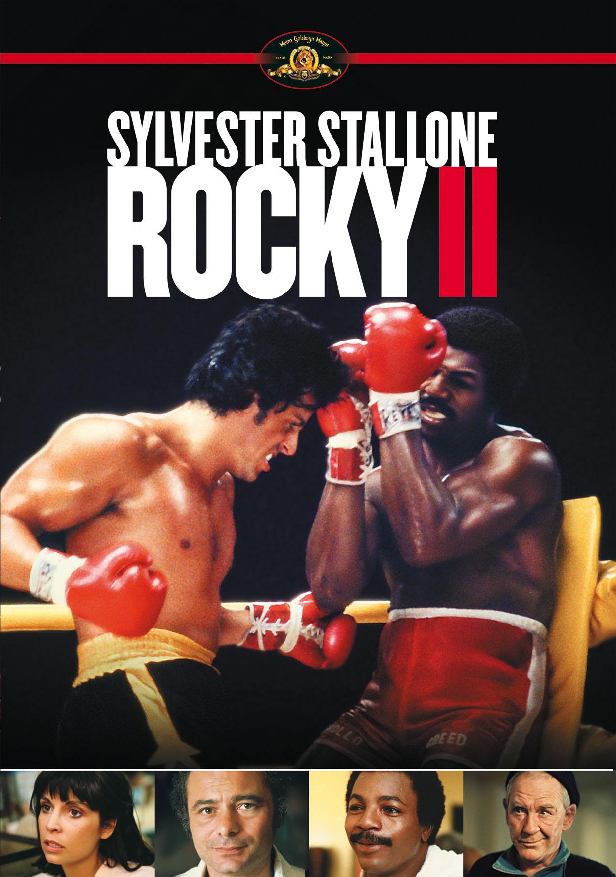 Spustit online film zdarma Rocky II