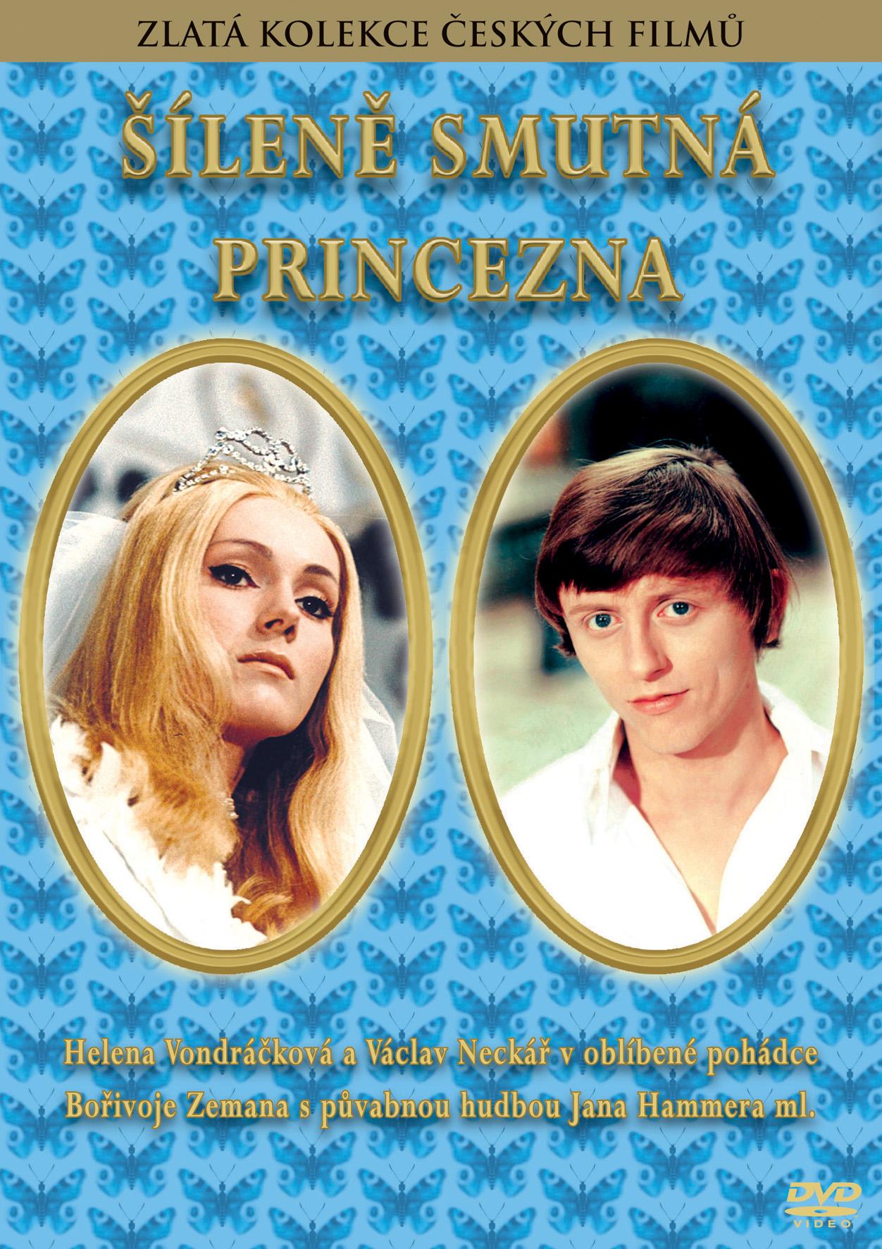 Spustit online film zdarma Šíleně smutná princezna