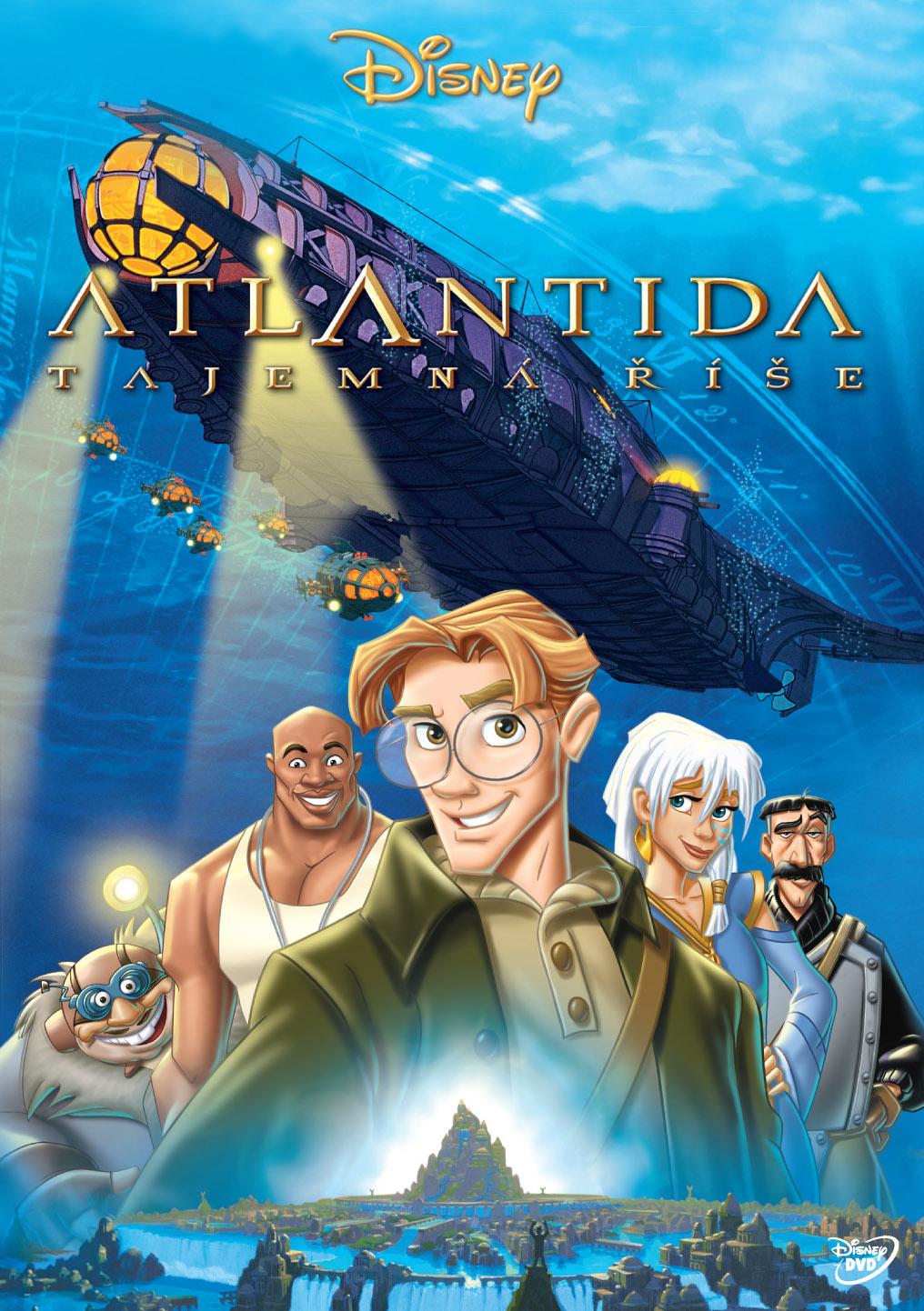 Spustit online film zdarma Atlantida: Tajemná říše