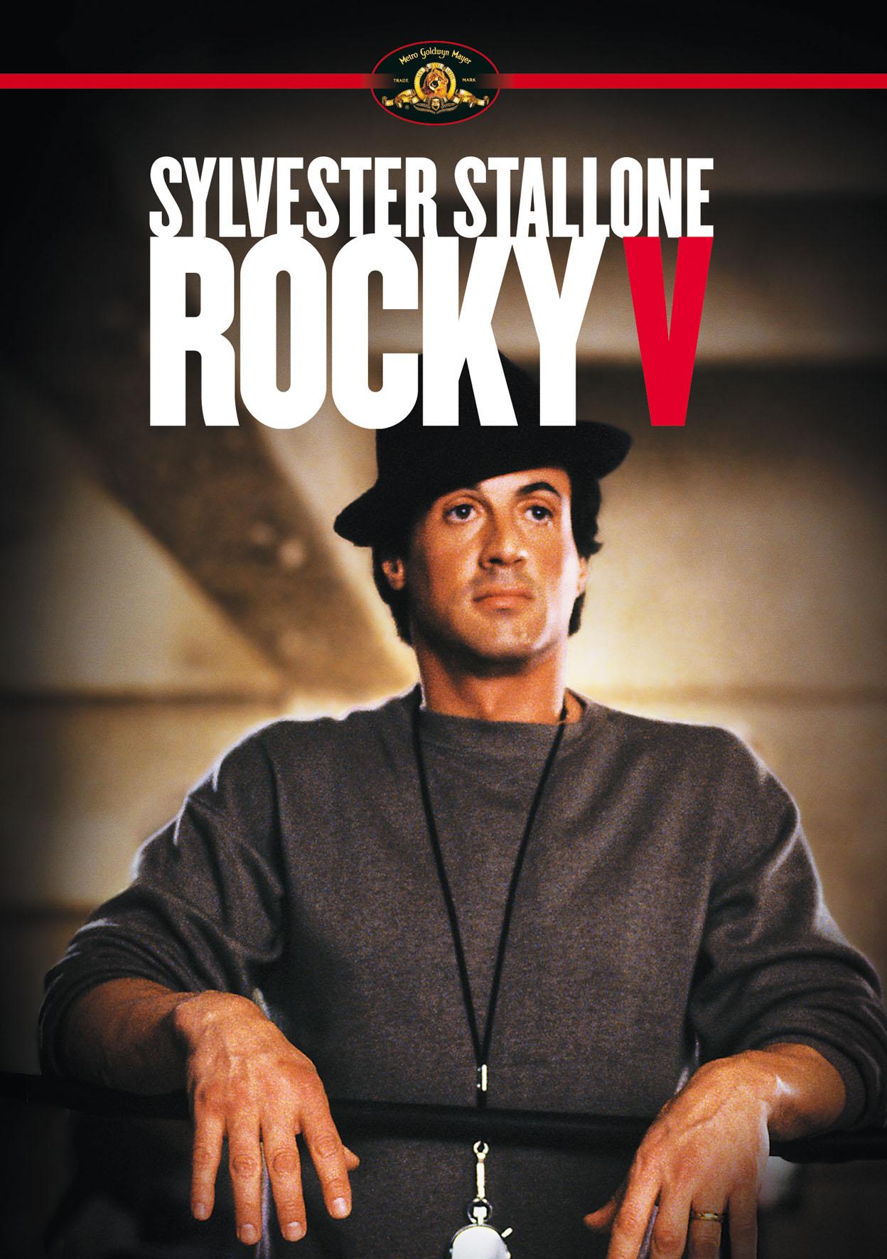 Spustit online film zdarma Rocky V