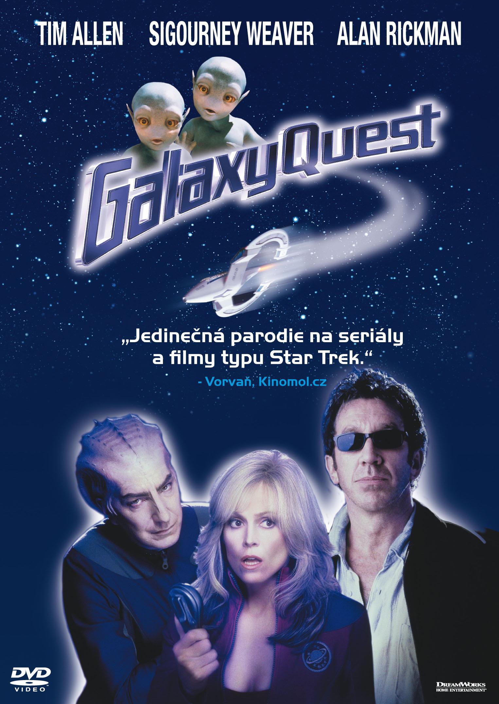 Spustit online film zdarma Galaxy Quest