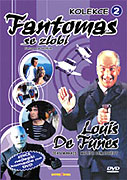 Spustit online film zdarma Fantomas se zlobí