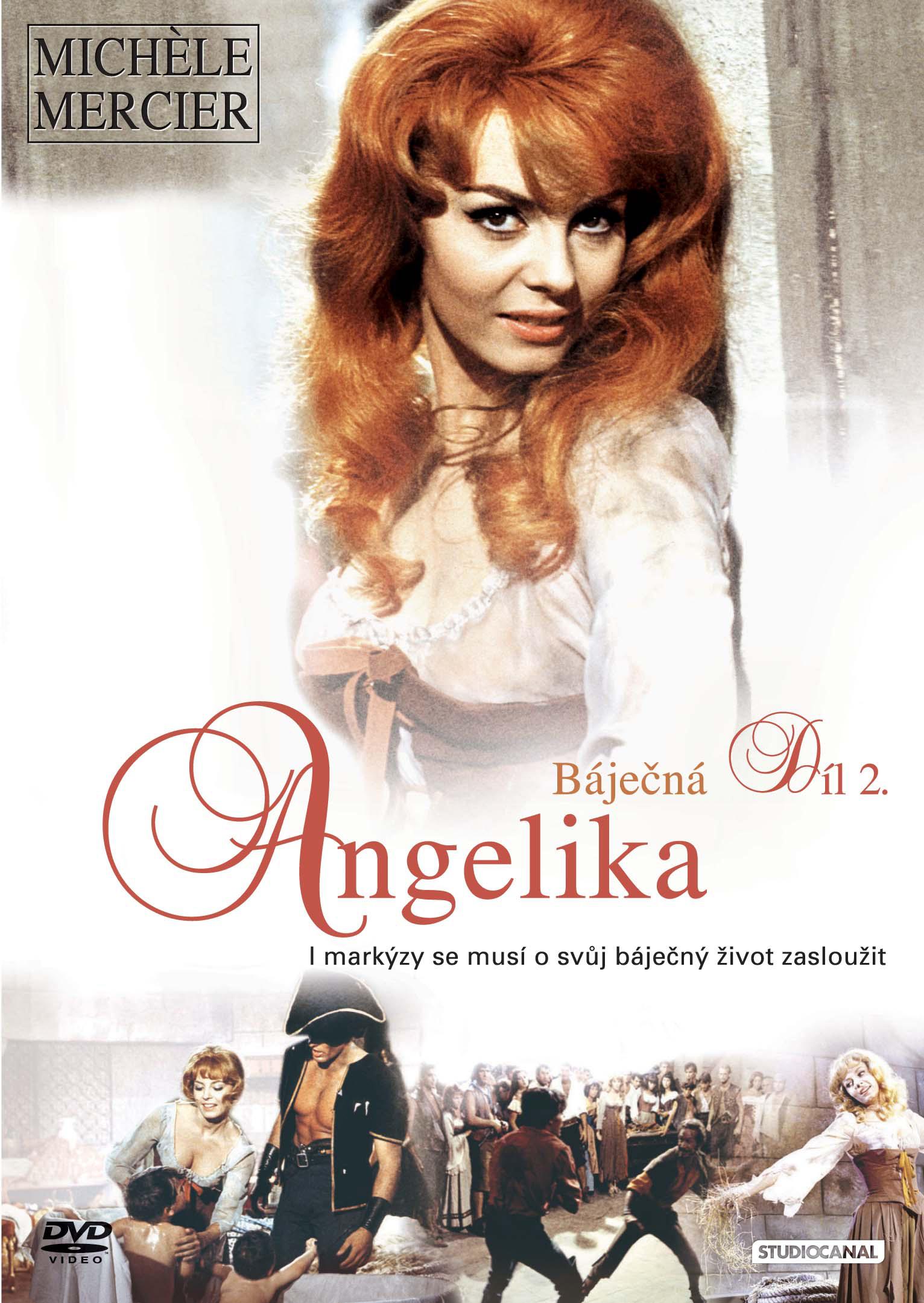 Film Báječná Angelika ke stažení - Film Báječná Angelika download
