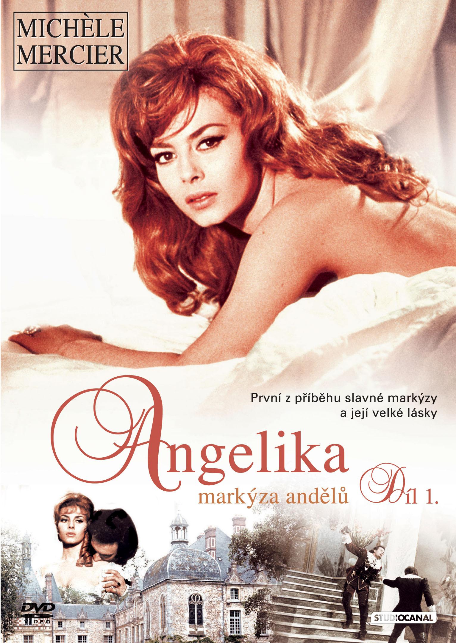 Spustit online film zdarma Angelika, markýza andělů