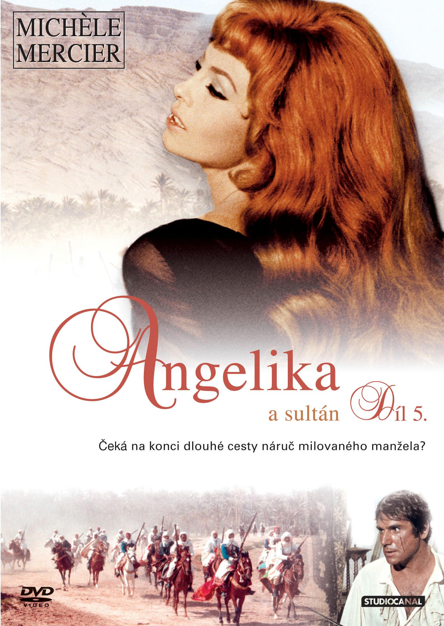 Spustit online film zdarma Angelika a sultán