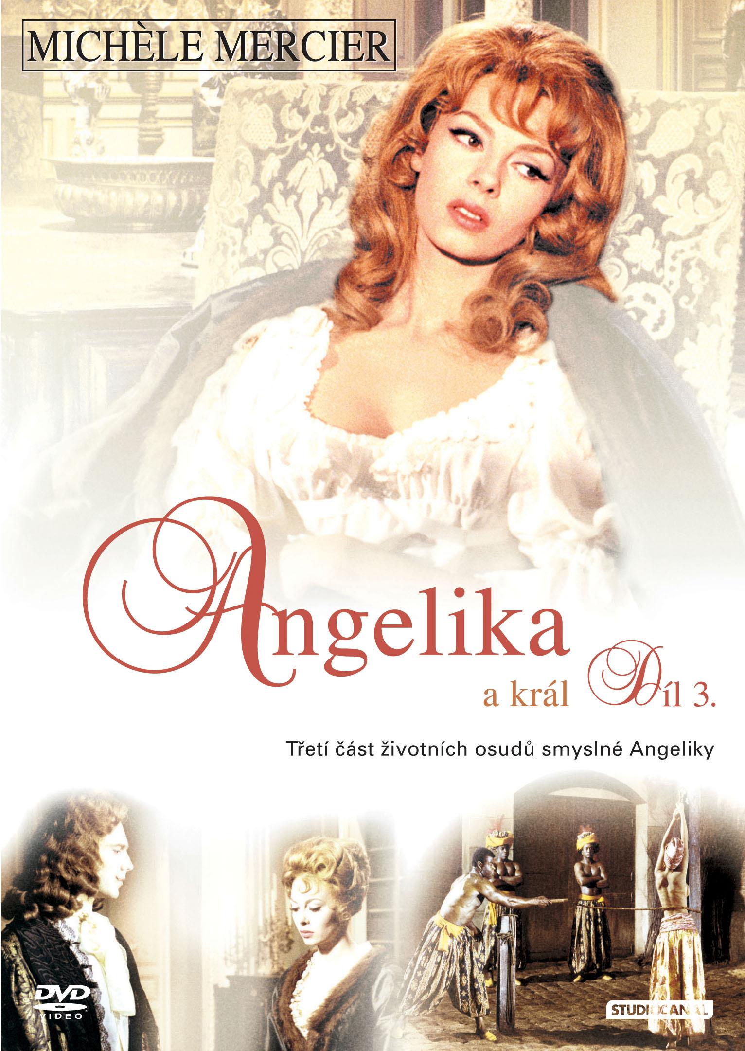 Spustit online film zdarma Angelika a král