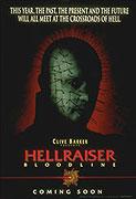 Spustit online film zdarma Hellraiser: Pekelný jezdec / Hellraiser IV: Bloodline